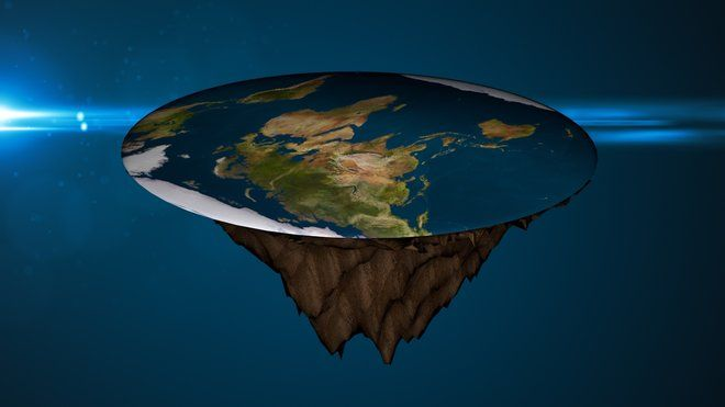 What in the World? Flat-Earthers Gather at First Conference