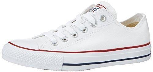 Oferta: 46.79€ Dto: -20%. Comprar Ofertas de Converse Chuck Taylor All Star Ox, Zapatillas de Lona, Unisex, Blanco (Optical White), 37 barato. ¡Mira las ofertas!
