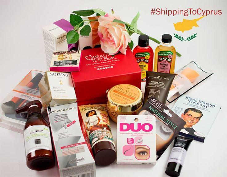 Επιτέλους! Μπορείς να απολαμβάνεις τα προιόντα του Beautytestbox και εσύ που μένεις στην Κύπρο! ❤ ☀💙 Find Here ➡ www.beautytestbox.com ❤ ☀💙 #beautytestbox #beautytestboxeshop #greece #cyprus #news #shipping #delivery #cosmetics #beauty #makeup #skincare #luxurybrands #ShippingToCyprus #eshop