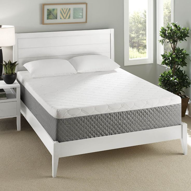 26 off on sleep innovations 12inch gel swirl memory foam mattress king