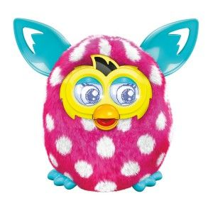 Furby Boom Figure (Polka Dots) The Furby BOOM is the second generation of the new versions of the Furby. Build Your Virtual Furby Furblings City. Collect and hatch virtual Furblings to fill your city in the Furby Boom app