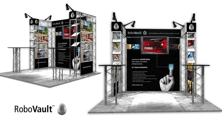 Trade Show Booth Graphic Design : Best trade show booths ideas on pinterest booth