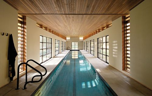 indoor lap-pool? sure why not