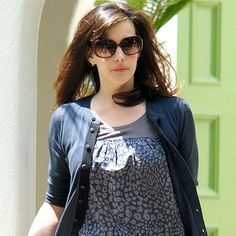 Oblong-Shaped Faces - Best Sunglasses For You - Summer Accessories 2009 - Fashion - InStyle