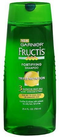 Garnier Fructis Haircare Triple Nutrition Fortifying Shampoo