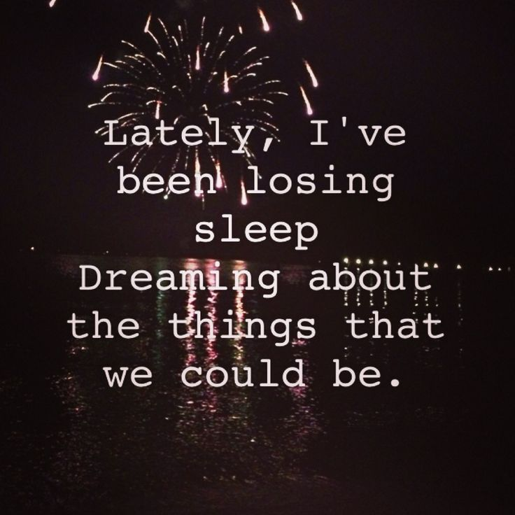 Counting Stars. One Republic