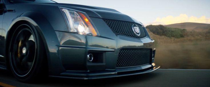 Cadillac CTS V Wagon by eGarage