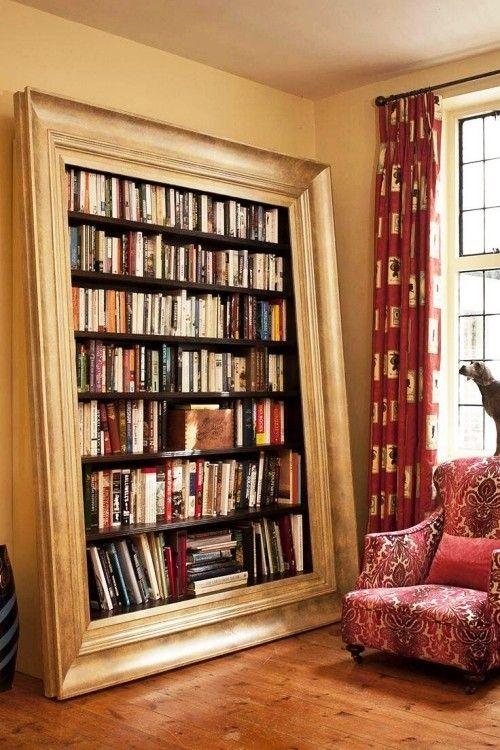 80 Ideen für einzigartig kreative Bücherregale und Bücherschränke – Christ Stein