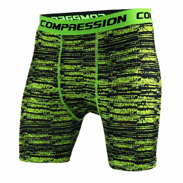High Quality Brand Clothing Newest Fitness Shorts Men Tights Compression Shorts Bermuda Casual Camouflage Short Pants