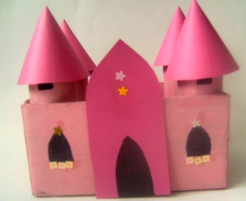 Fairytale Castle Craft