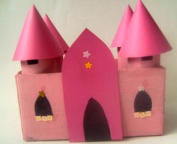 Fairytale Castle Craft