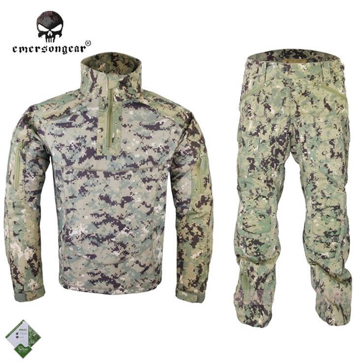 121.30$  Buy here - http://ali97x.worldwells.pw/go.php?t=32215176714 - Emersongear All-Weather Tactical Uniform Suit Anti-riot Set Camouflage Airsoft Uniform Combat Shirt & Pants EM6894R2 AOR2 121.30$