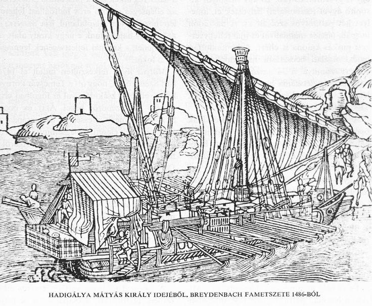 1486, Matthias Corvinus ship