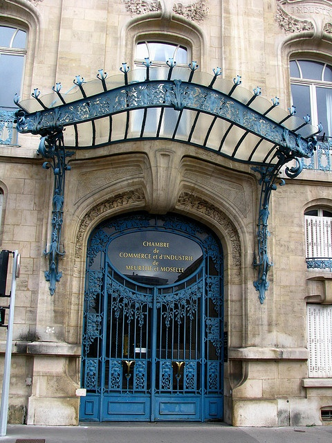 Chambre de commerce et d 39 industrie nancy france art for Chambre de commerce polonaise en france