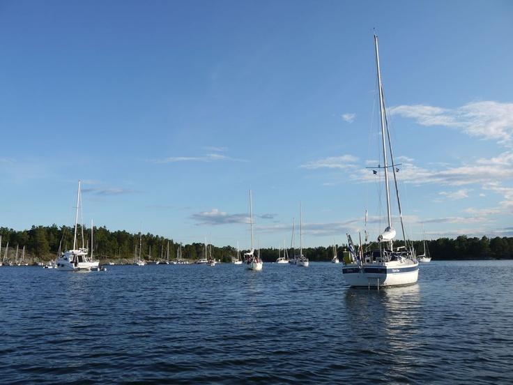 #Paradiset #sailing