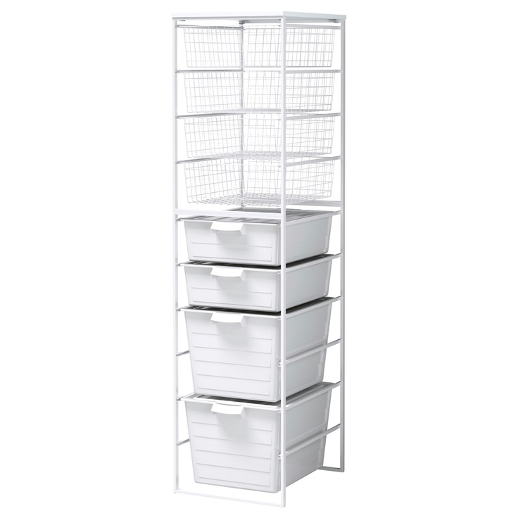 Antonius Frame Wire Basket Drawer Desk Top Ikea 85 98 For My