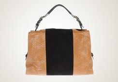 COCCINELLE - Croc Print Bag