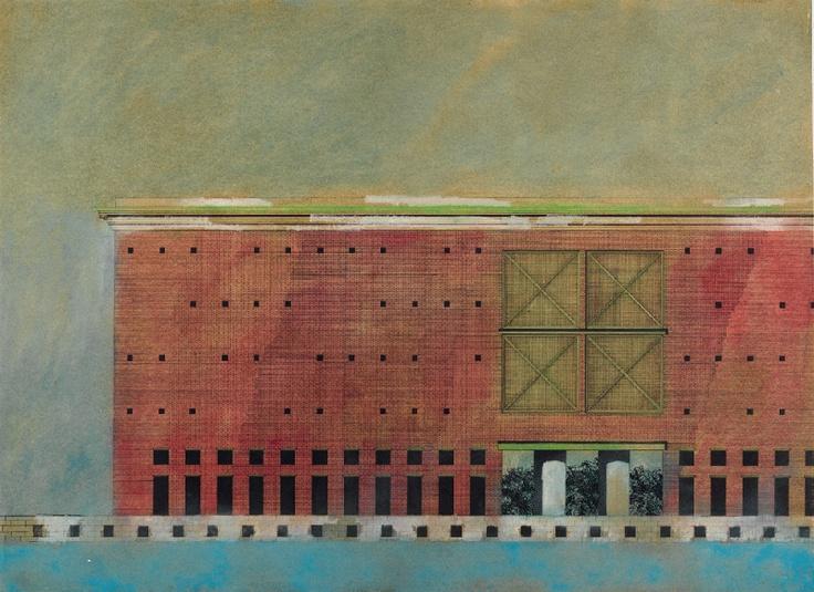 Zona Cannaregio by Aldo Rossi
