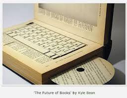 Digital book art