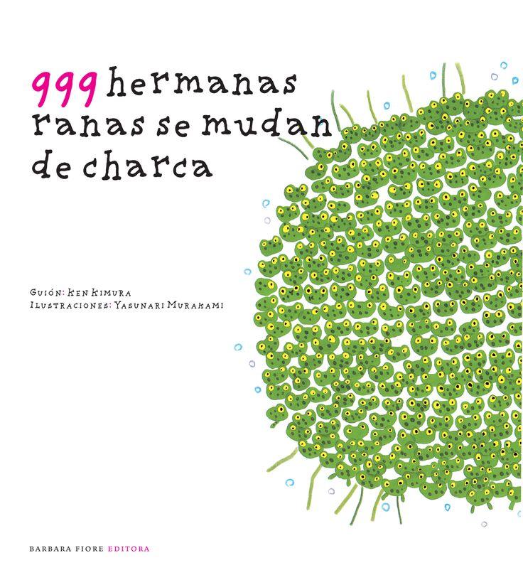 999 hermanas ranas se mudan de charca Ken Kimura y Yasunari Murakami