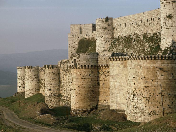 Le Crac des Chevaliers (Syrie)
