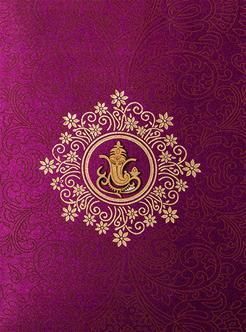 Buy Hindu Wedding (Marriage) Invitation Cards Online in India - Lovely Cards