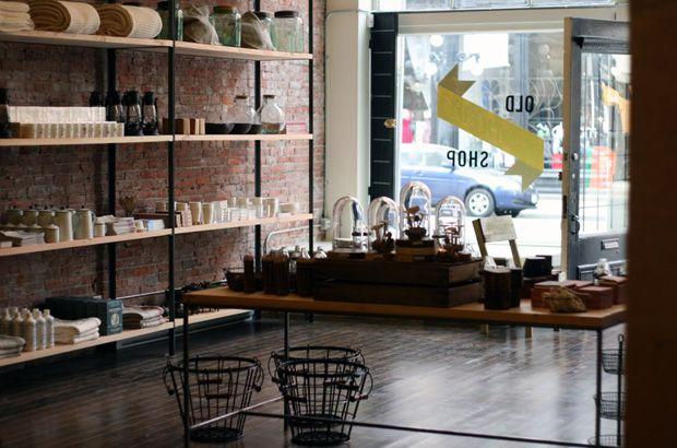 Old Faithful Shop - 320 W Cordova St, Gastown