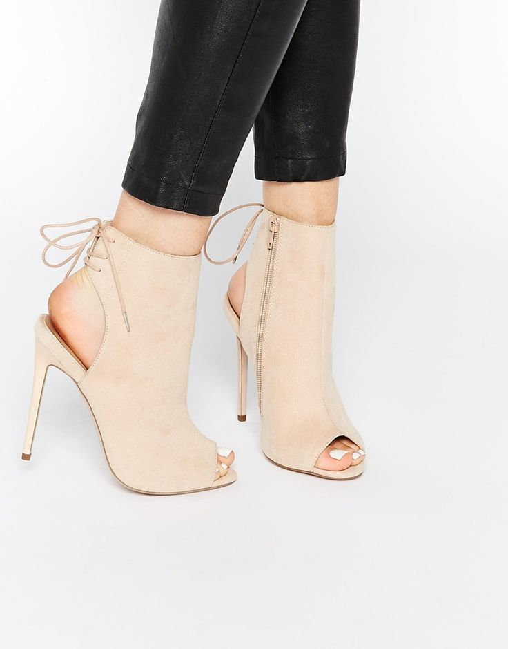 Image 1 - ASOS - EAST TOWN - Bottines peep toes