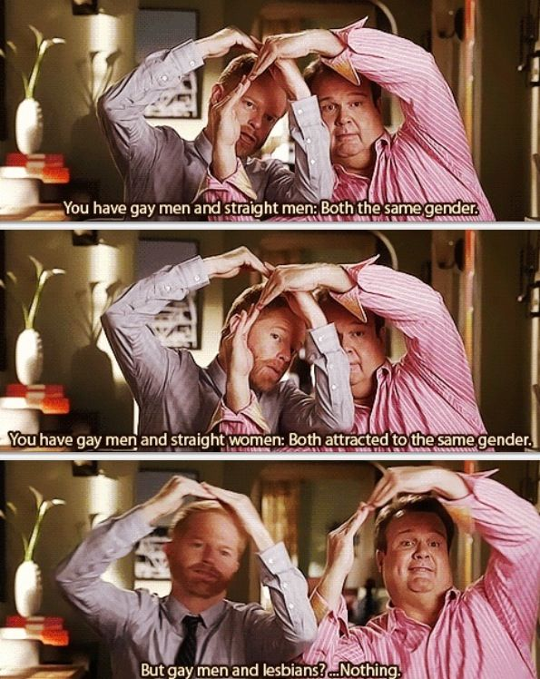 Cam and Mitchell - Modern Family