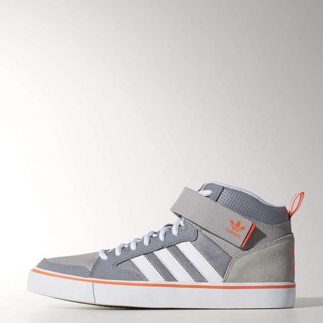 adidas Varial 2.0 Mid Shoes - Grey | adidas UK