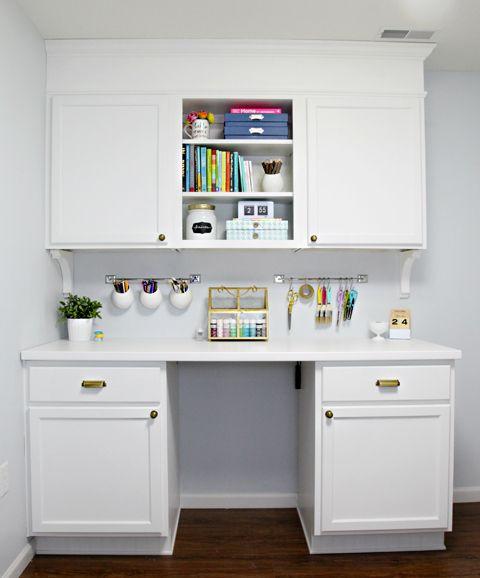79Studio Update: Cabinet Craft Storage