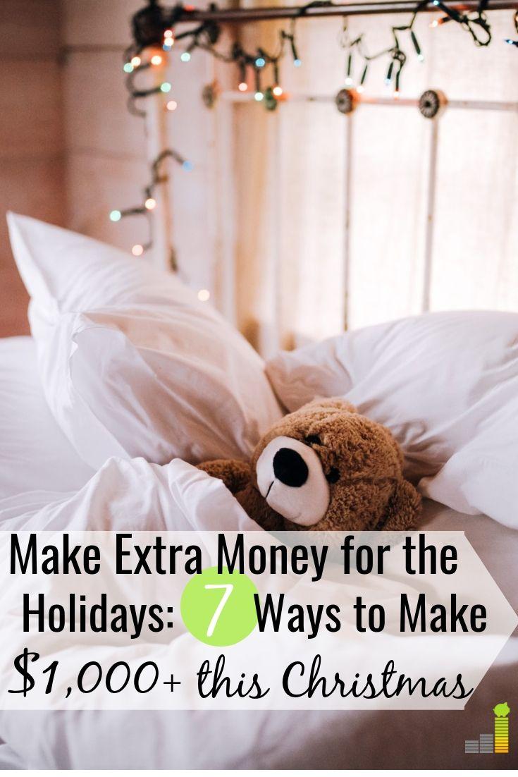 7 Best Side Hustles to Make Money for the Holidays – Finance: Budget + Money Tips
