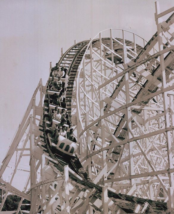 Image result for the cyclone at lakeside denver colorado