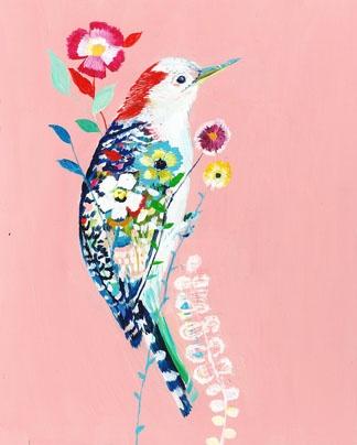 woodpecker - Starla Michelle