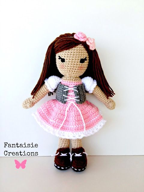 Fantaisie Creations: Eliza