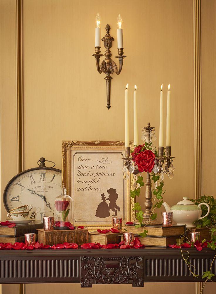 BEAUTIFUL PRINCESS          真紅の薔薇とキャンドルに彩られた美しきプリンセスの愛の物語