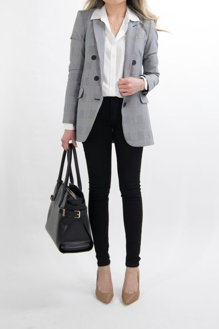 1 Month Of Business Casual Work Outfit Ideas For Women With