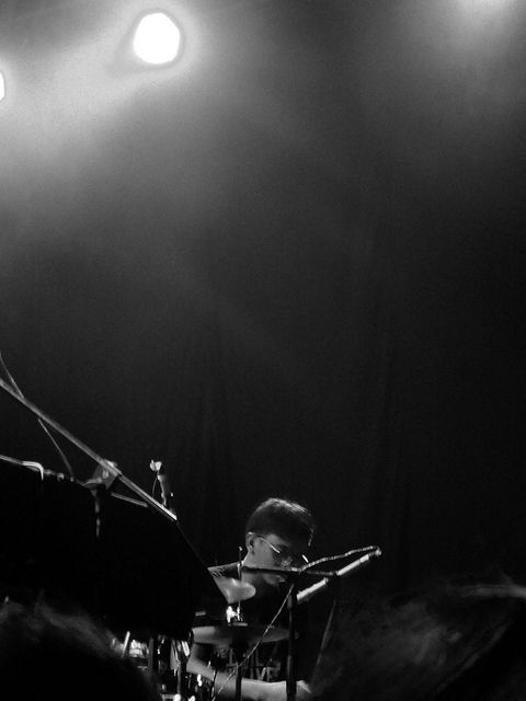 Hertri Nur Pamungkas of The Trees and the Wild at Joyland Festival Day 1. #Latepost