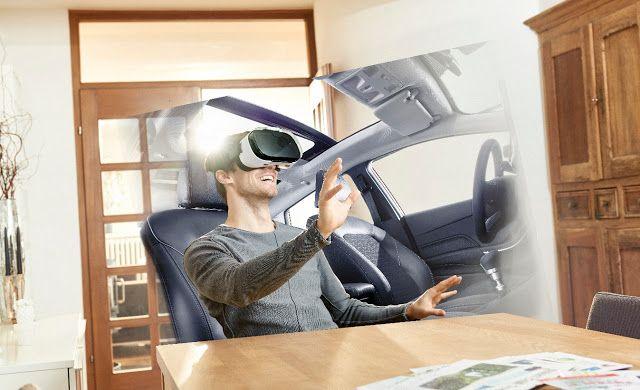 Η Ford φέρνει test drives με εικονική πραγματικότητα!
