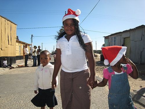 Vicky's Khayelitsha christmas party 093 by MikeManning, via Flickr