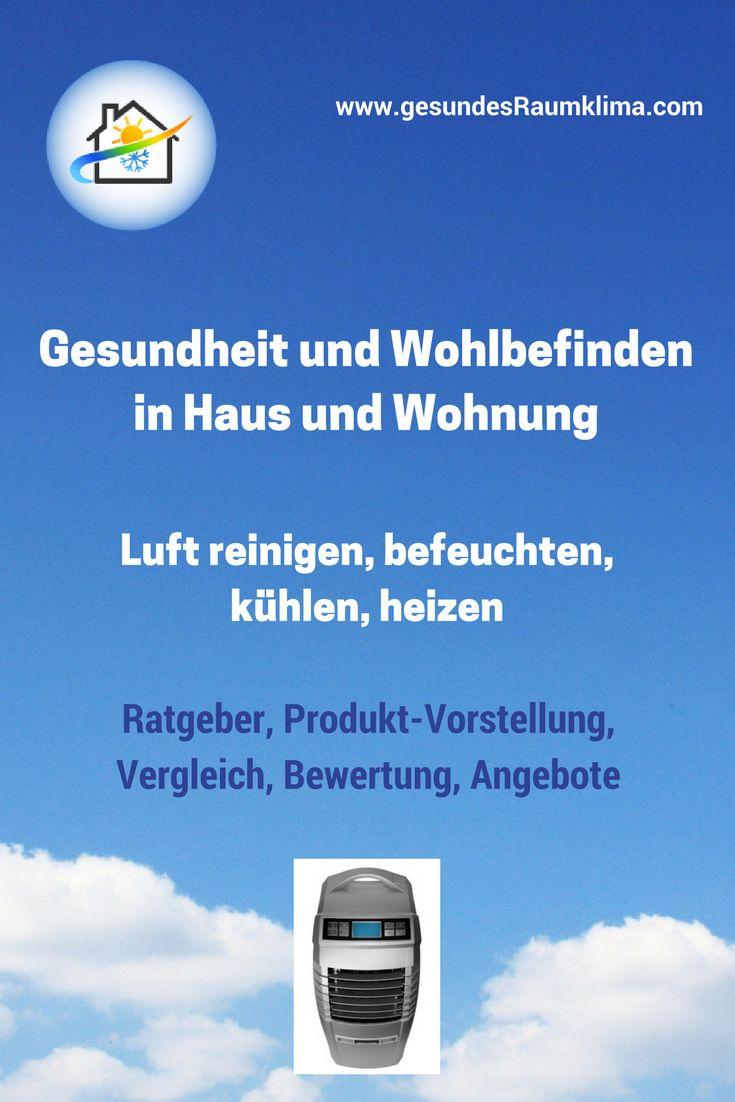 Luftbefeuchter, Luftreiniger, mobile Klimageräte, Elektorheizungen  #heizen #kühlen #wohnen #hitze #kälte #haus #wohnung