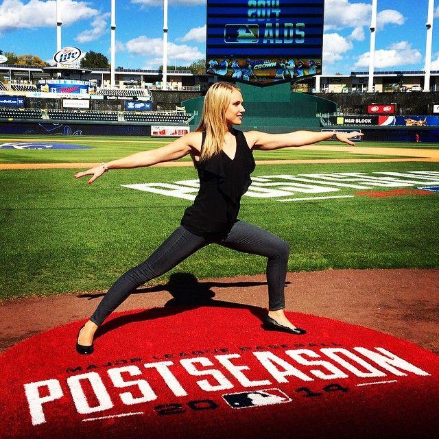 MLB's Heidi Watney