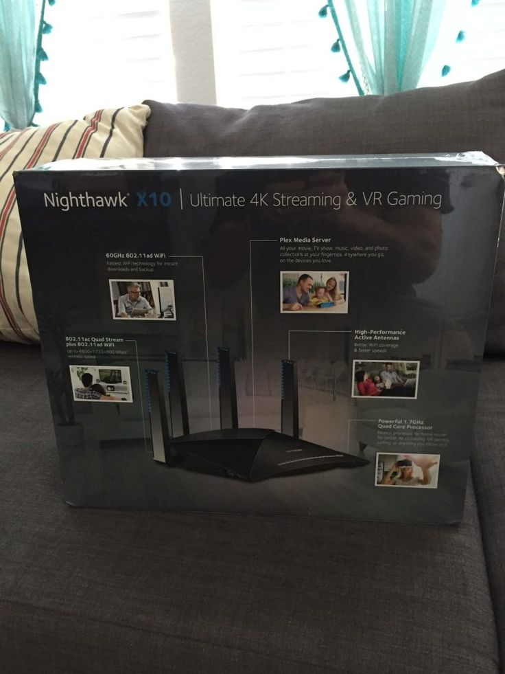 Netgear Nighthawk X10 R9000 AD7200 Gaming Router Review http://www.dragonblogger.com/netgear-nighthawk-x10-r9000-ad7200-gaming-router-review/