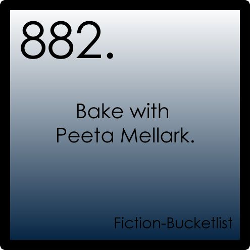 This would be fun. Except no mother shall be there please. (The Hunger Games)