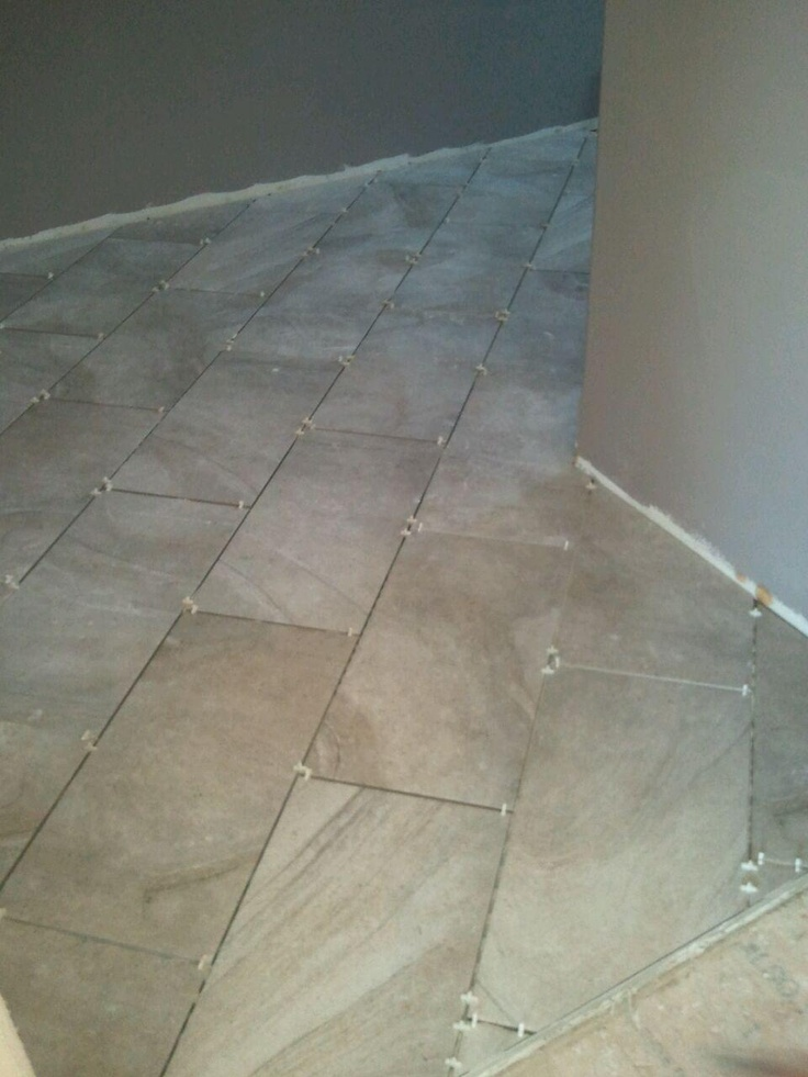 Ceramic 12x24 tile floor choice floors york ne new for Bathroom 12x24 tile