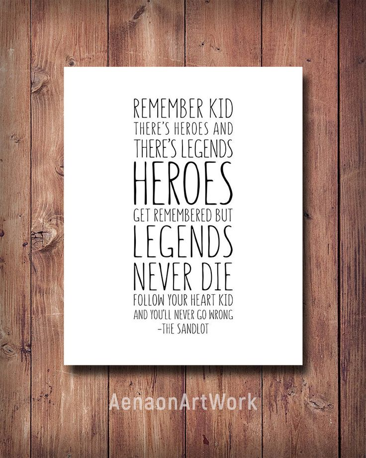 Motivational Quotes For Sports Teams: 25+ Best Sandlot Quotes Ideas On Pinterest