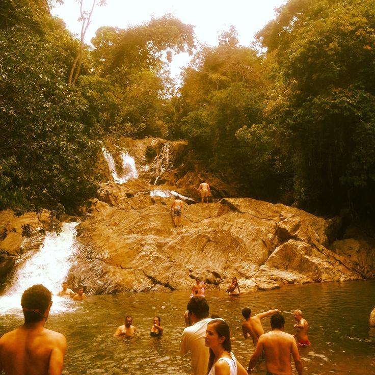 Reserva de Rio Claro. Doradal, Antioquia, Colombia @Alvaro Garzon