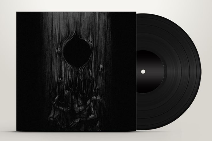 BLR074: Atrament - Eternal Downfall LP