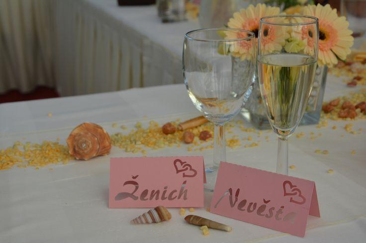 #married Ženich a nevěsta