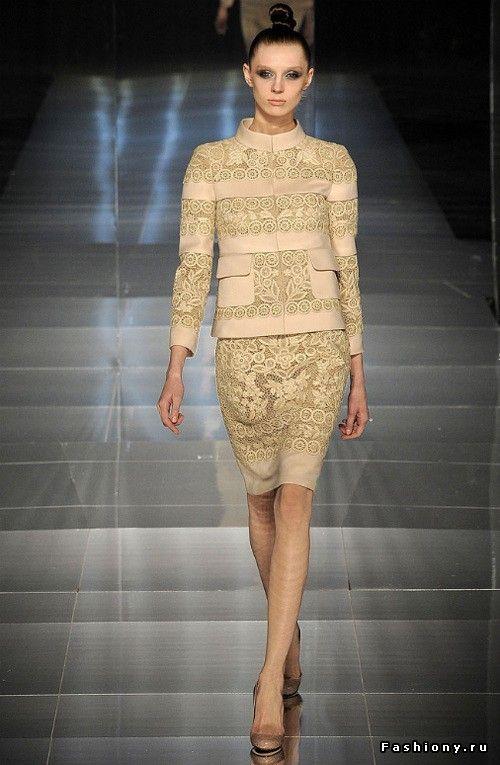 Вечерние платья от Валентино / драпированные платья